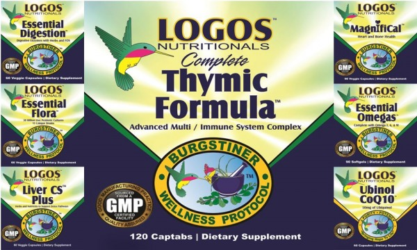 Logos Nutritionals Morgellons Support