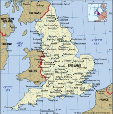 England Thread by Freddie