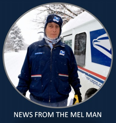 LATEST UPDATES FROM THE MEL MAN